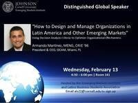 How to Design and Manage Organizations in Latin America and Other Emerging Markets