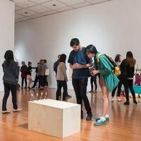 14th Annual Juried Undergraduate Exhibition Opening Reception