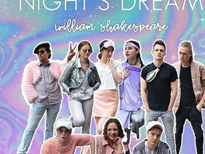 "CAST Present ""A Midsummer Night's Dream"""