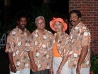 Fall Concerts in the Garden: Tropical Island Players