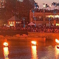 WaterFire Providence: 125th Anniversary Celebration
