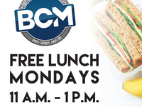 Baptist Collegiate Ministry: Free Lunch Mondays