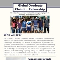 Global Graduate Christian Fellowship