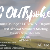 EC OUTspoken General Members Meeting