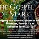 Digging into Scripture: Gospel of Mark