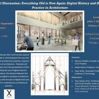 Everything Old is New Again: Digital History and Digital Practice in Architecture
