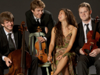 Hillman Artists Series: String Quartet plus Piano