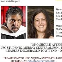 Cecil Murray Center Capacity Building Series: Moral Revival Mass Meeting
