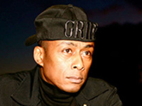 Black History NECESSARY! Exhibit, Talk by Professor Griff