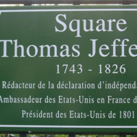 Hiking Paris with Thomas Jefferson