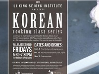 Korean Cooking Class Series