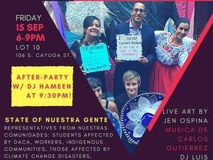 Latinx Heritage Month Kick-Off Party