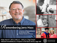 Remembering Jerry Hass