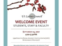 Latinx Welcome Event
