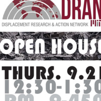 Displacement Research and Action Network Open House