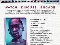 Something to Talk About: Moonlight