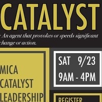 Catalyst: Student Leadership Retreat