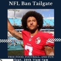 NFL Ban Tailgate