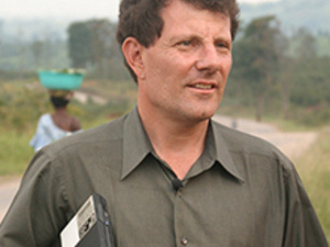 """NY Times' Nicholas Kristof: """"A Path Appears: Promoting the Welfare of Children"""""""
