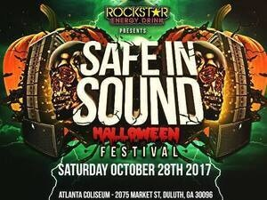 Safe In Sound Halloween Festival