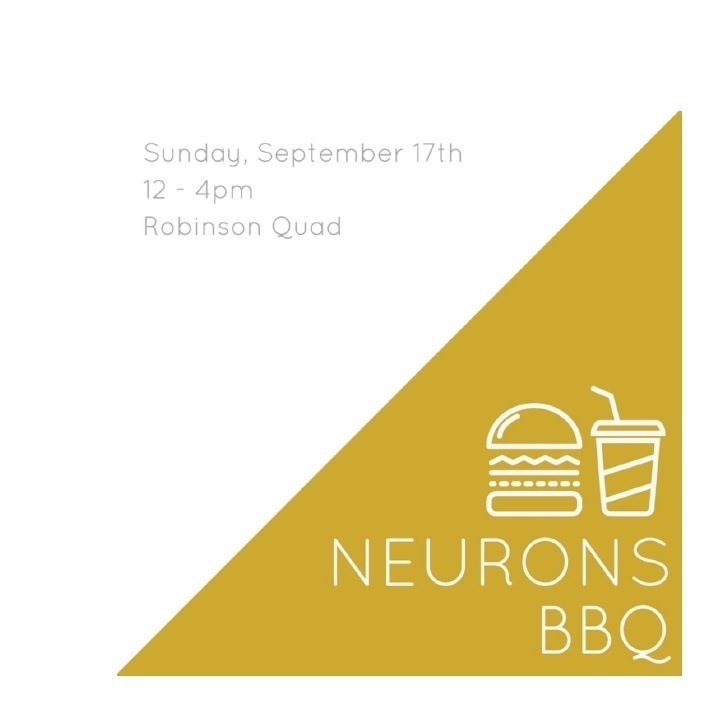 Neurons BBQ - this Sunday!