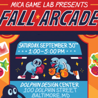 MICA Game Lab presents: Fall Arcade 17