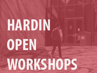 Hardin Open Workshops - Systematic Reviews: Literature Searching for a Systematic Review