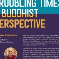 Finding Hope in Troubling Times: A Buddhist Perspective