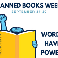 Banned Books Week: Raffles, Buttons + More!