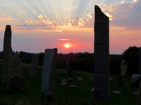 Echoes of Autumn Equinox Concert in the Stone Circle at Kinstone