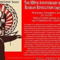 The 100th Anniversary of the Russian Revolution