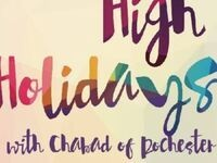 High Holidays With Chabad of Rochester