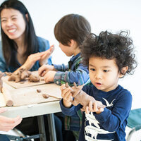 Culture Days Weekend at the Gardiner Museum