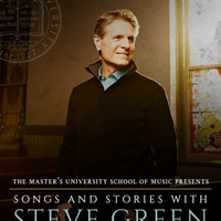 Songs and Stories with Steve Green