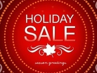 Holiday Vintage and Antique Sale