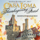 Casa Loma Thanksgiving Feast