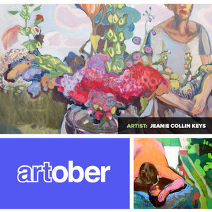 Elements of Carytown Presents the Paintings of Jeanie Collin Keys