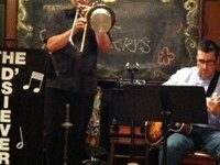 D'Sievers Duo @ Redwood Room Sept. 29 and 30 7-10 p.m.