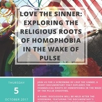 Love the Sinner: Documentary Screening and Panel Discussion