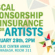 Fiscal Sponsorship and Insurance for Artists