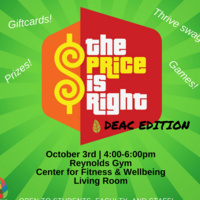 The Price is Right: Deac Edition