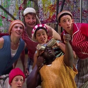 """NT Live Broadcast: """"Peter Pan"""" - Modlin Center for the Arts"""