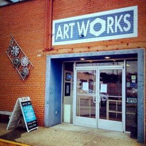 Opening Reception - Art Works