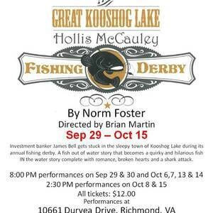The Great Kooshog Lake Hollis McCauley Fishing Derby