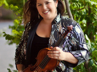 CU Music: Miri Yampolsky and John Haines-Eitzen with guest violinist Juliana Athayde