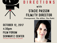 Professional Directions: Director/Writer Stacie Passon