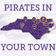 Pirates In Your Town Reception - Winston-Salem