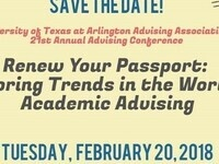 UTA Advising Association's 21st Annual Advising Conference