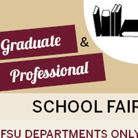 Graduate & Professional School Fair (FSU Departments Only)