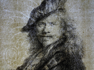 Lines of Inquiry: Learning from Rembrandt's Etchings